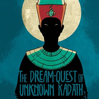 Why INJ Culbards The Dream-Quest Of Unknown Kaddath Bodes Very Well For The Future Of Comics