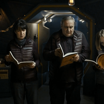 Ten Thoughts About Doctor Who: Last Christmas