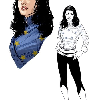 The Return Of Donna Troy To The DC Universe (SPOILERS)