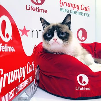 Grumpy Cats Worst Christmas Ever Lives Up To Name