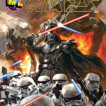 Dave Dorman's Cover For Star Wars #1 – The 49th Identified Cover So Far