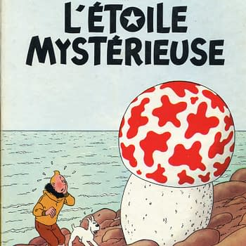 Tintin Cover To Sell For Over $3 Million