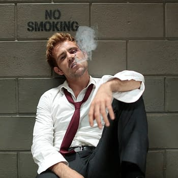 Horror That Works – Recapping Constantine: 'Rage Of Caliban'