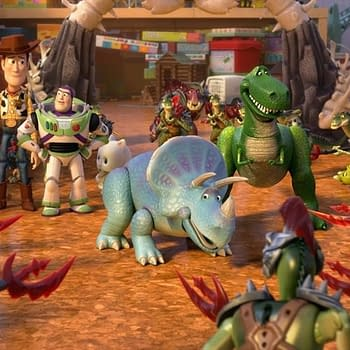The Latest Toy Story Short Is Dino-mite