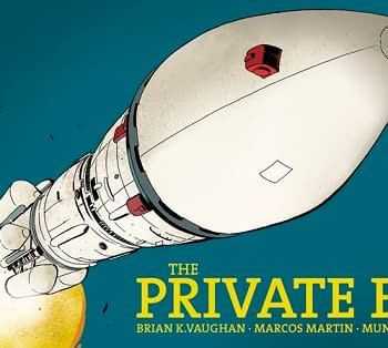 The Private Eye #8 Is Available Now for Whatever Youd Like So Why Arent You Reading It