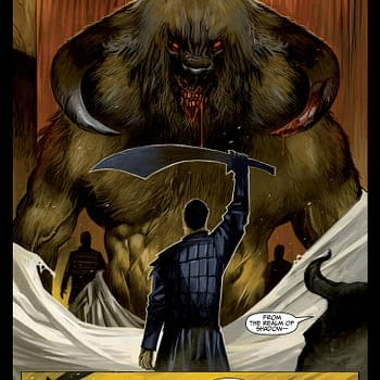 The Untamed Graphic Novel At Last Available Digitally With A Kickstarter Soon To Follow