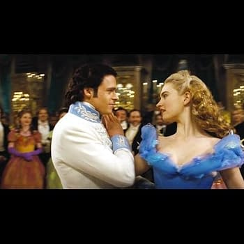 Disney Releases New Trailer For Live-Action Cinderella