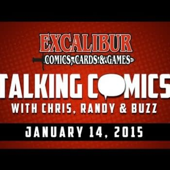 Talking Comics – Discussing This Week's Upcoming Titles From Star Wars To Mortal Kombat, Conan: Red Sonja And More