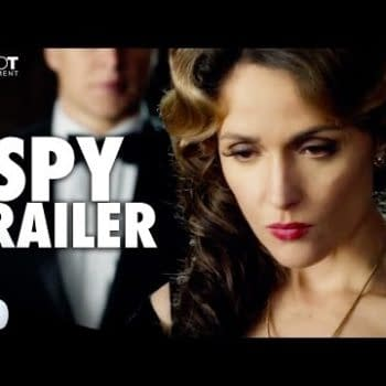 Trailer For Spy With Melissa McCarthy, Jude Law, Jason Statham
