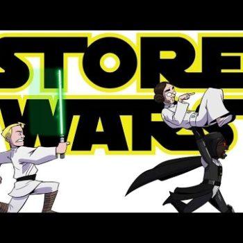 A Comic Show – A Star Wars Celebration!