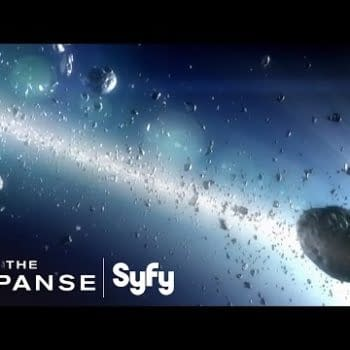 SyFy Releases First Trailer For The Expanse