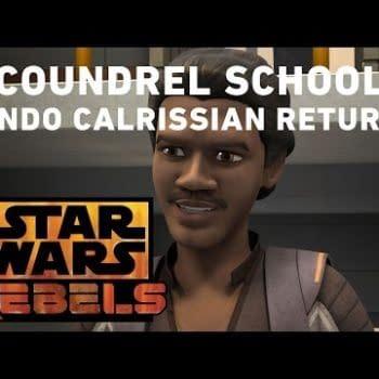 Lando Is Back – New Star Wars Rebels Featurette