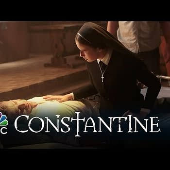 Constantine Takes Ratings Hit With Time Change