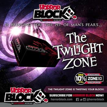 Nerd Block To Contain A Twilight Zone Comic