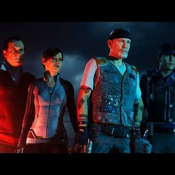 Exo-Zombies Gameplay Trailer Shows Off Its Star-Studded Cast