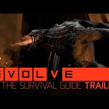 Evolve Survival Trailer Tells You Everything You Need To Know
