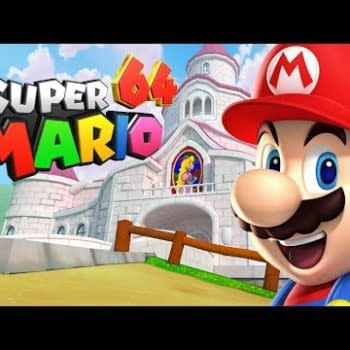Super Mario 64 Is Being Remade By Fans – For Now
