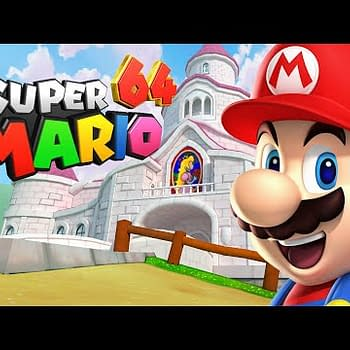Super Mario 64 Is Being Remade By Fans &#8211 For Now
