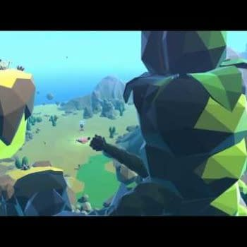 Ubisoft's Grow Home Features Procedurally Generated Climbing