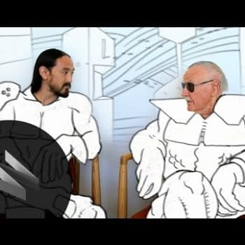 Stan Lee Talks To Steve Aoki About The Future