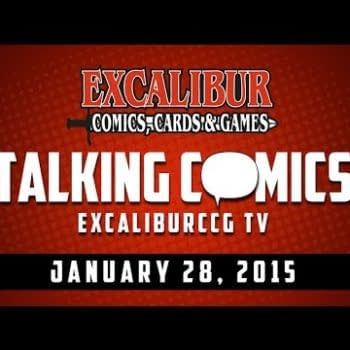 Talking Comics – Discussing This Week's Upcoming Titles From Uncanny Avengers To Effigy, Dying And The Dead, And More!