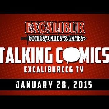 Talking Comics &#8211 Discussing This Weeks Upcoming Titles From Uncanny Avengers To Effigy Dying And The Dead And More