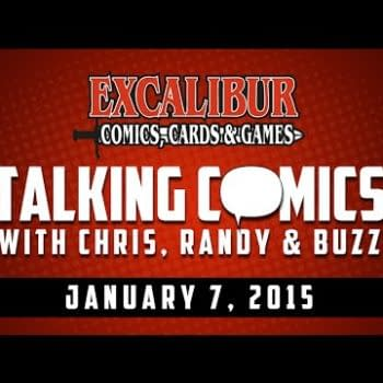 Talking Comics – Discussing This Week's Upcoming Titles From Wolverines To Ant-Man, Feathers, Lady Killer And More!