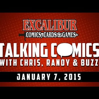 Talking Comics &#8211 Discussing This Weeks Upcoming Titles From Wolverines To Ant-Man Feathers Lady Killer And More