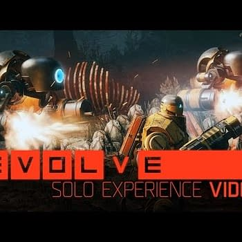 Watch 22 Minutes Of Evolve Single Player In This New Commentary Video