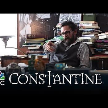 Constantine: To Hell And Back &#8211 A Whole World Out There