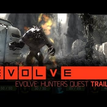 Evolve Goes Bejewelled In New Mobile Game Hunters Quest