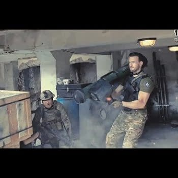 Chris Evans Lends A Hand For China Based Call Of Duty Online Trailer