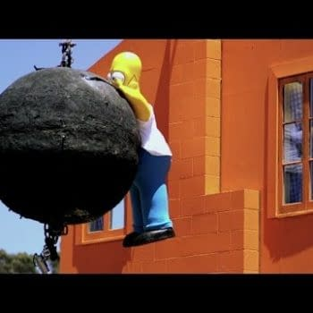 Mythbusters New Season Includes Guest Homer Simpson