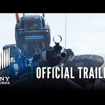New Chappie Trailer Has A More Intense Feel