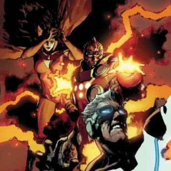 Uncanny Avengers #1 Will Reveal Identity Of Quicksilver And Scarlet Witch's Real Father