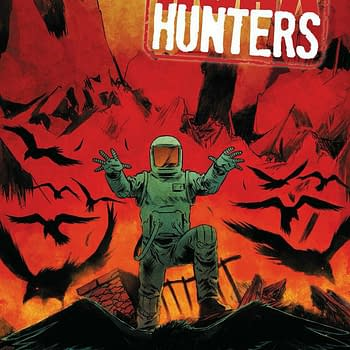 Heavy Metal Publishes Hoax Hunters In March &#8211 Michael Moreci Discusses New Directions Plus Preview