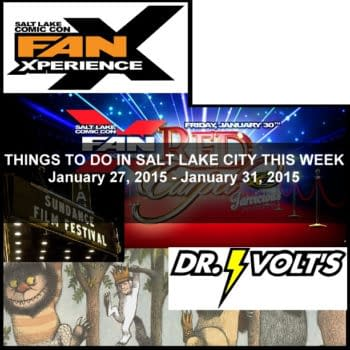 Things To Do In Salt Lake City This Week If You Like Comics