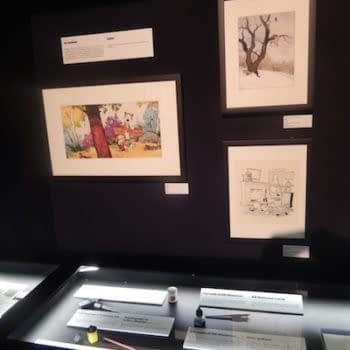 The Bill Watterson Exhibition – In Angoulême, And Around The World