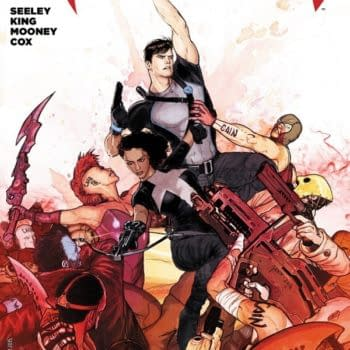 Ch-Ch-Changes – From Grayson To Fables