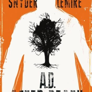 Scott Snyder's Personal Fears Inspire AD: After Death