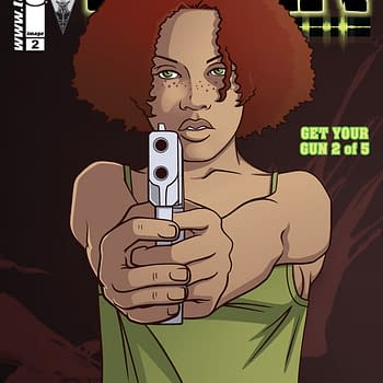 Preview Of A Voice In The Dark: Barrel Of A Gun #2 From Top Cow