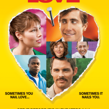 Nail Guns And Insurance Plans Lead To Dark Romantic Comedy