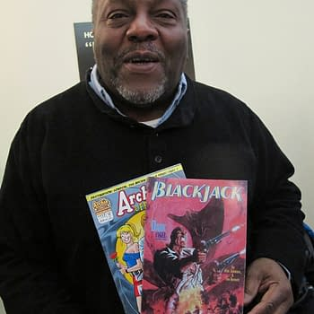 Impressions From The Black Comic Book Festival At the Schomburg Center