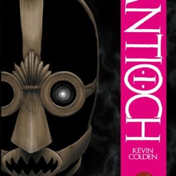 Get Kevin Colden's New Comic Antioch For Free Until Midnight Tonight