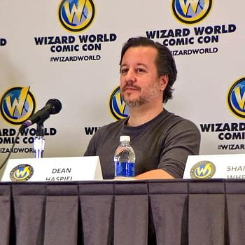 Dean Haspiel Waves His Wand At Wizard World