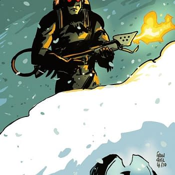 Comics Industry Reacts To&#8230 The Weather