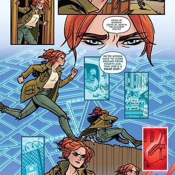 From Strip to Script &#8211 Batgirl #35