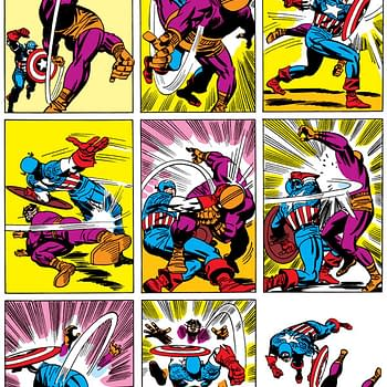 From Strip to Script &#8211 A Jack Kirby Fight Scene