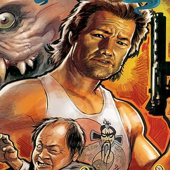 Big Trouble In Little China: Big Fun In Licensed Comic