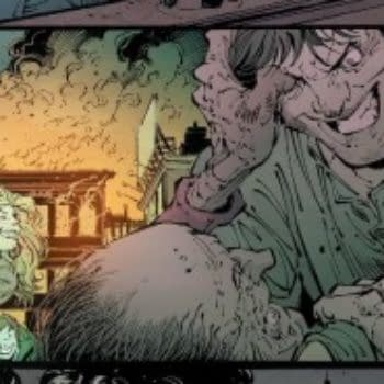 Today's Batman Reads Like Crossed – And Joker Gets A Retcon